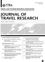 Journal of Travel Research   SAGE Publications Ltd