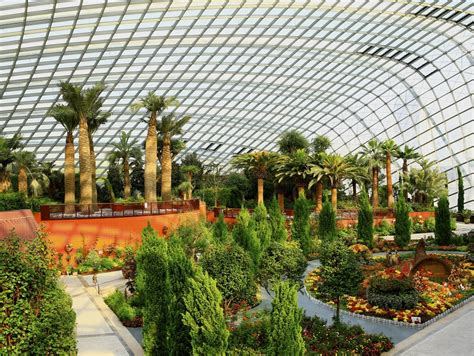 Tiket Garden By The Bay Singapore singapore gardens by the bay conservatory tickets with