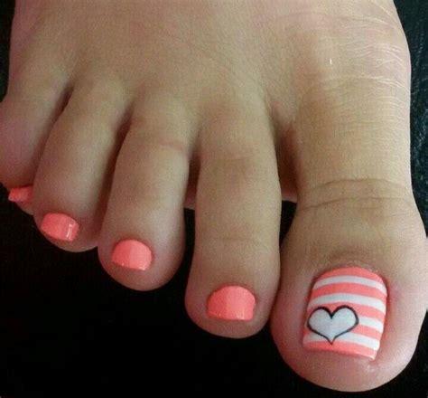 imagenes uñas pies decoradas las 25 mejores ideas sobre dise 241 os pedicura verano en