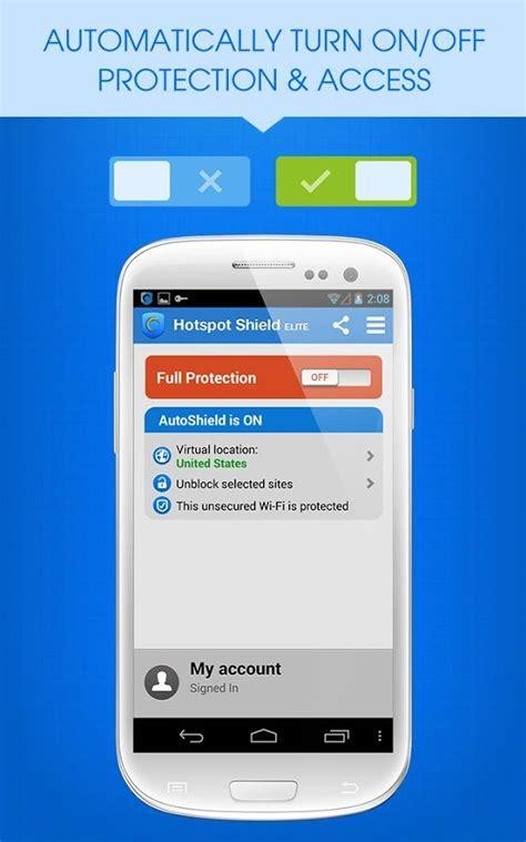 hotspot shield vpn free for android برنامج hotspot shield vpn for android فتح المواقع المحجوبة للاندرويد