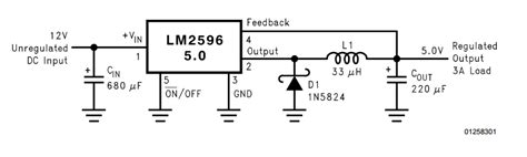 Ic Lm2596s 2596 12v Sop To 263 lm2596s 5v to263 f10h6