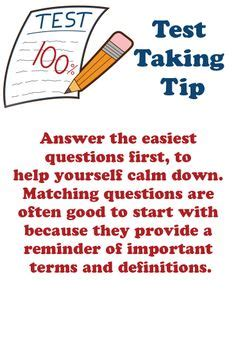 5 financial questions to answer before starting a test taking tips on test taking test taking
