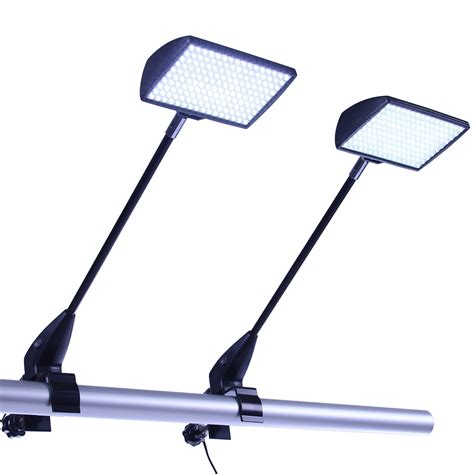 led display light package 2 pack led trade show lighting