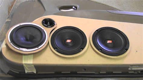 Box Custom Audio Avanzaxenia 1 car door speaker box 2018 dodge reviews