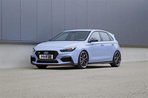 I30 Fastback Tieferlegen by Mehr Sportlichkeit H R Sportfedern Im Hyundai I30n