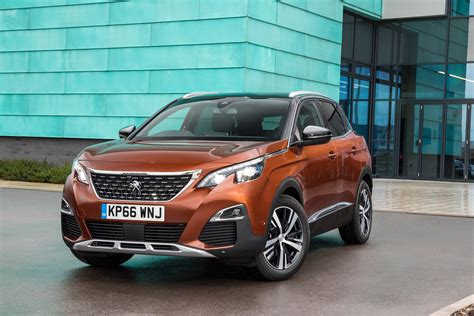 peugeot car of the year peugeot 3008 suv crowned carbuyer car of the year 2017