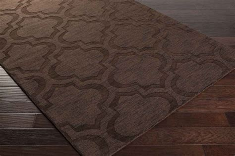 brown area rug artistic weavers central park kate awhp4014 brown area rug payless rugs central park