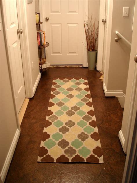 diy drop cloth rug 187 a stenciled drop cloth rug