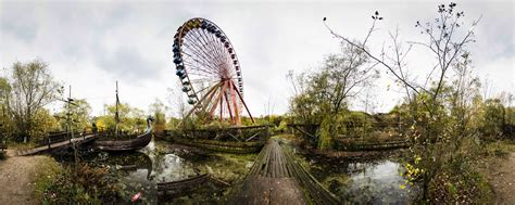 Abandoned Places In Usa by Spreepark Berlin Shot By Lightsniper