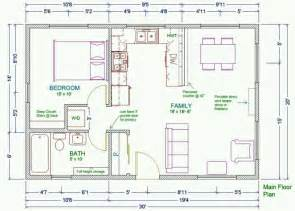 House Plan With Guest House Guest House Plans Small Cottage House Plans