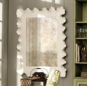 atoll mirror contemporary wall mirrors by ballard bellesol mirror ballard designs