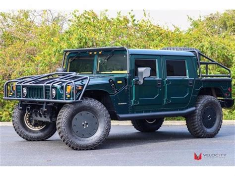 hummer h1 for sale dupont registry