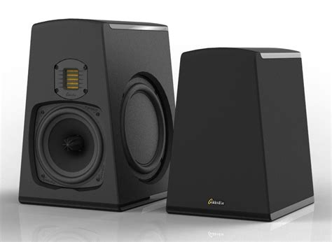 just arrived goldenear aon 3 bookshelf speakers century