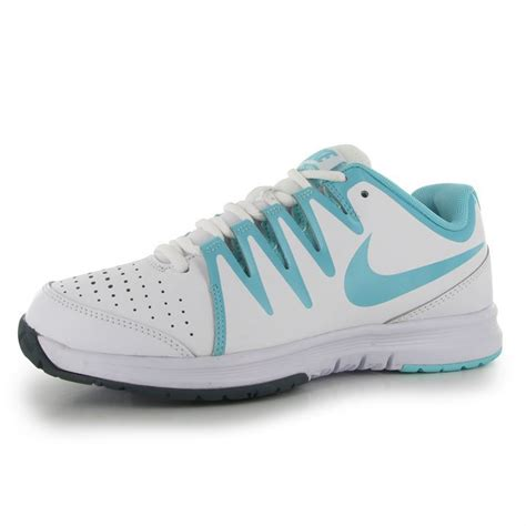 nike womens vapor court tennis shoes trainers toe