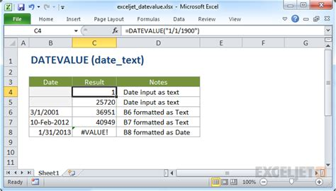 format date excel formula how to use the excel datevalue function exceljet