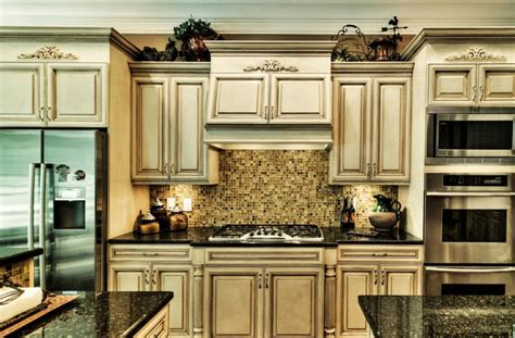 kitchen cabinet painting st louis mo brs custom painting glazed kitchen cabinets photos