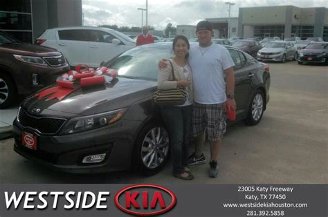 Westside Kia Used Cars Thank You To Sitton On Your New Car From Gil Guzm