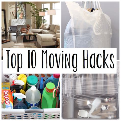 moving hacks top 10 moving hacks for a painless move lydi out loud