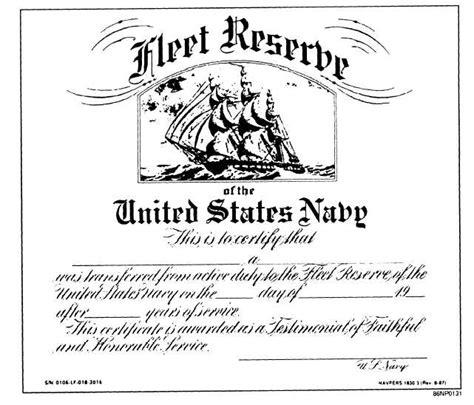 navy retirement certificate template navy retirement certificate template images certificate