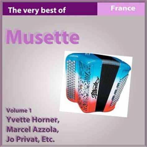 marcel azzola yvette horner yvette horner the very best of musette
