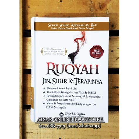 Ruqyah Jin Sihir Dan Terapinya Ummul Qura Karmedia Terlaris Stok Ter ruqyah jin sihir dan terapinya karya syaikh wahid abdussalam bali