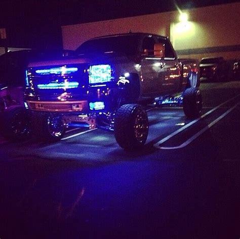 underglow lights for lifted trucks lifted trucks badass trucks