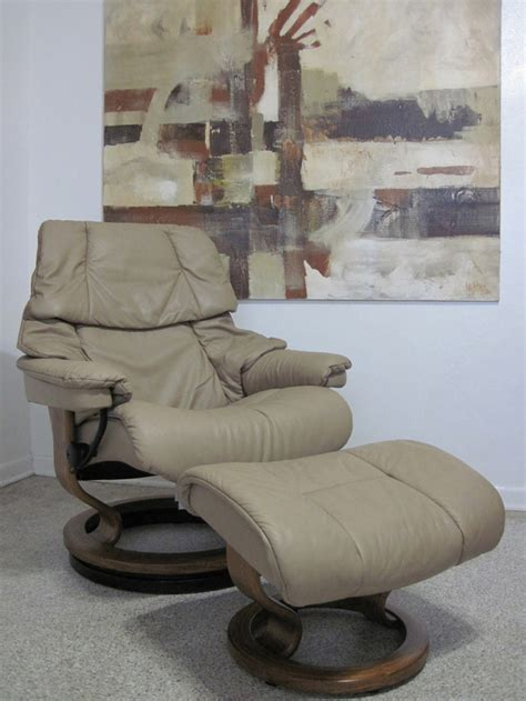 Buy Stressless Recliner by Ekornes Stressless Leather Upgrade Sale 28 Images