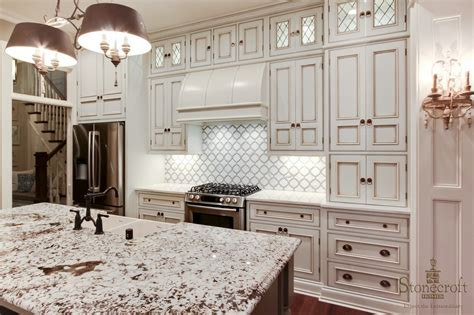 Pictures Of Backsplashes For Kitchens Choose The Simple But Tile For Your Timeless Kitchen Backsplash The Ark