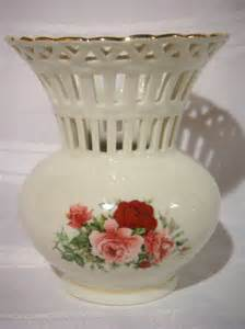 Hoosier Glass Vase Vintage Baum Brothers Formalities Vase With By Thegrassharpist