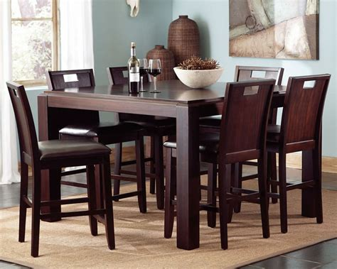 High Dining Table Set by High Dining Room Table Sets Peenmedia