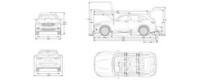 Bmw X3 Dimensions X3 Dimensions 2017 Exterior Review Car 2018