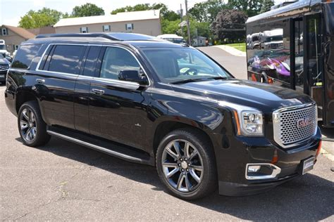 Tv Mobil Gmc used 2016 gmc denali for sale 10383 we sell limos