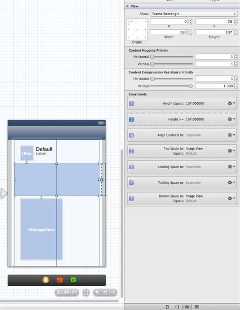 auto layout update frames programmatically ios resizing a uitextview in uiscrollview using auto