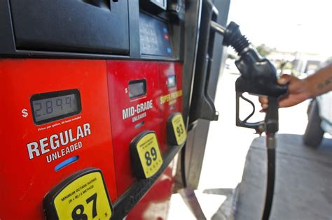 Fuel Shelf by Gasoline Prices Plummet As Storage Levels Hit 25 Year