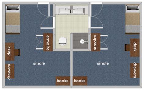 lafayette college dorm floor plans junior suite style office of university housing