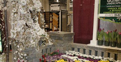 booth exles for exhibitors at the novi home and garden