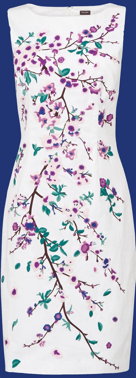 patra beaded illusion floral dress cool florals for and summer article http www