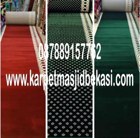 Karpet Murah Di Bekasi karpet masjid polos bekasi kualitas impor murah al husna