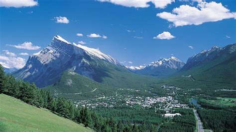 canadian rockies banff national park aopa