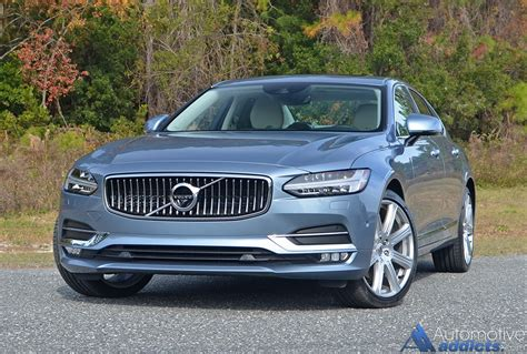 volvo test drive 2017 volvo s90 t6 awd inscription review test drive