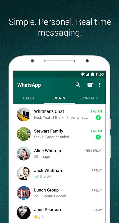 whatsapp messenger free for android tablet whatsapp messenger android kostenlos