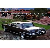 Ve Also Chopped This Imperial Crown Coup&233 2 Door Limousine
