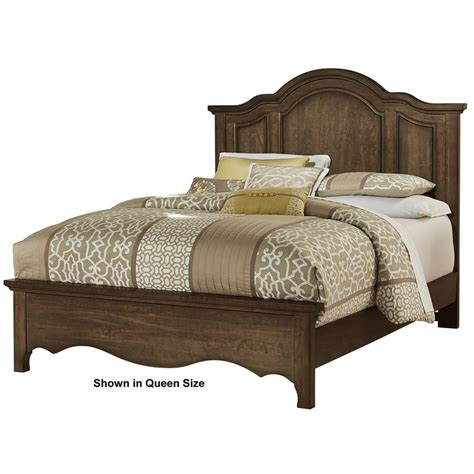 artisan bed king mansion bed 156 669 htons cherry artisan and post
