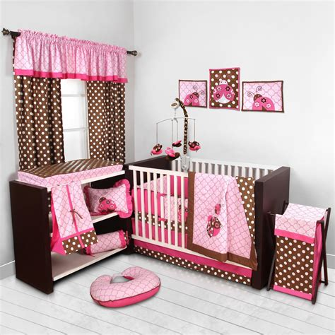 bacati crib bedding bacati lady bugs baby bedding and accessories baby