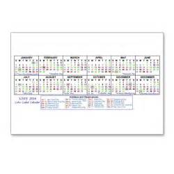 color coded calendar 2016 usps letter carrier color coded calendar post by