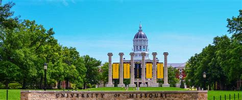 Missouri Mba College by Trulaske College Of Business We Ll Show You A Better
