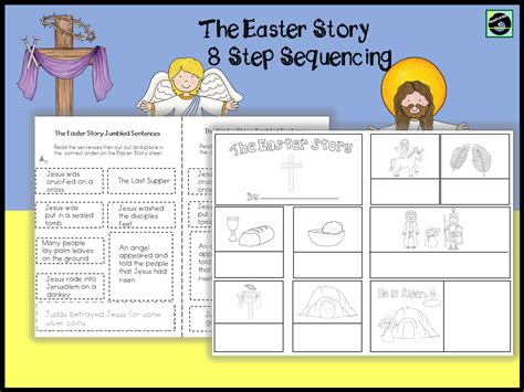 easter resurrection story cards free printable true aim fantastic of jesus tomb worksheet make a how many words