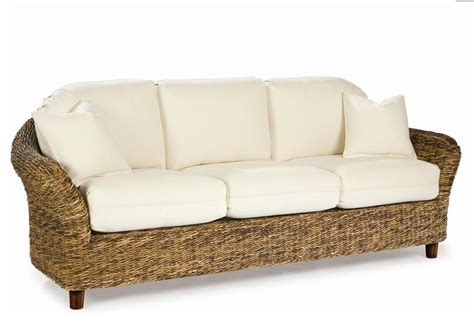 tropical sofas tangiers seagrass sofa tropical sofas by wicker paradise
