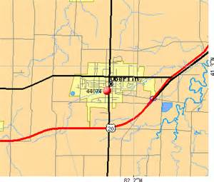 Oberlin Ohio Map by 44074 Zip Code Oberlin Ohio Profile Homes Apartments