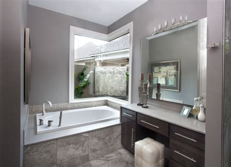 bathroom color schemes gray contemporary spa like bathrooms in demand
